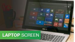 Laptop panel